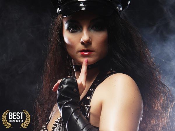 Horny Policewomen Phone Sex